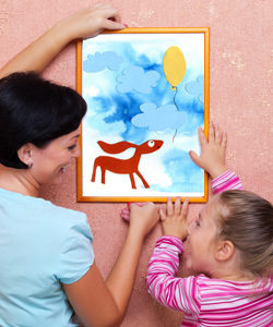 Plakaty i dekoracje dla dzieci