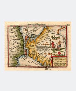 Mapy Cieśniny Magellana (1)