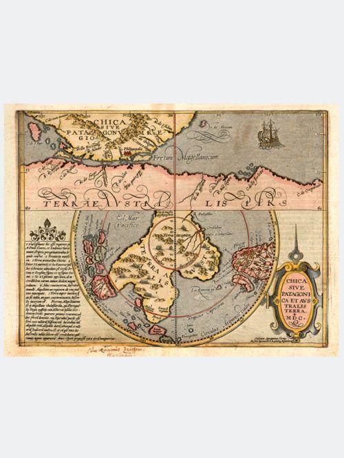 Mapy Cieśniny Magellana (2)