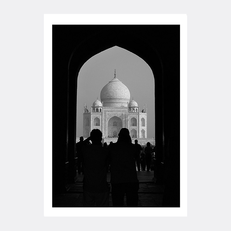Plakat Indie Tadz Mahal