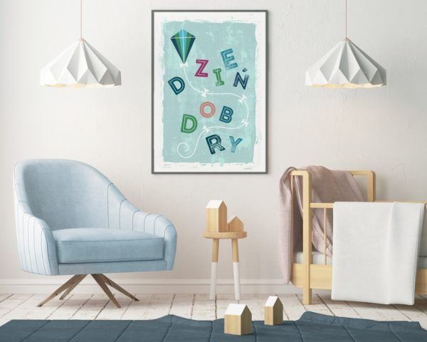 Plakaty i dekoracje dla dzieci. Uzupełni meble do pokoju dziecięcego