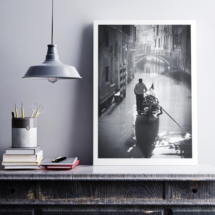 Obraz na ścianę z Wenecją