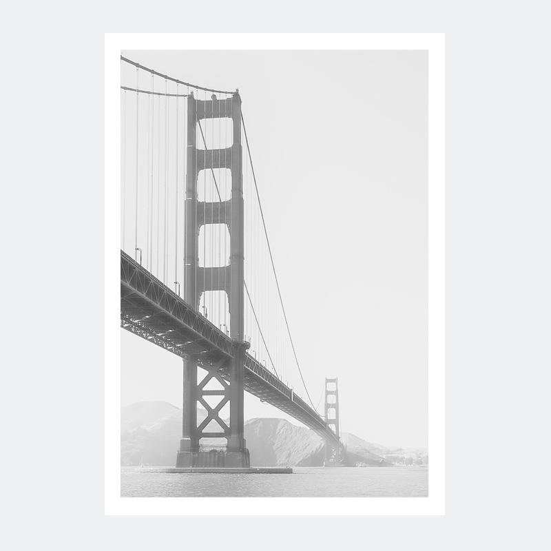 Plakat Golden Gate