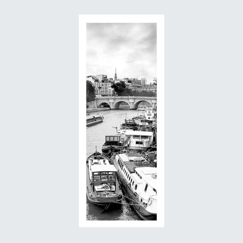 Plakat Paryż most Pont Neuf