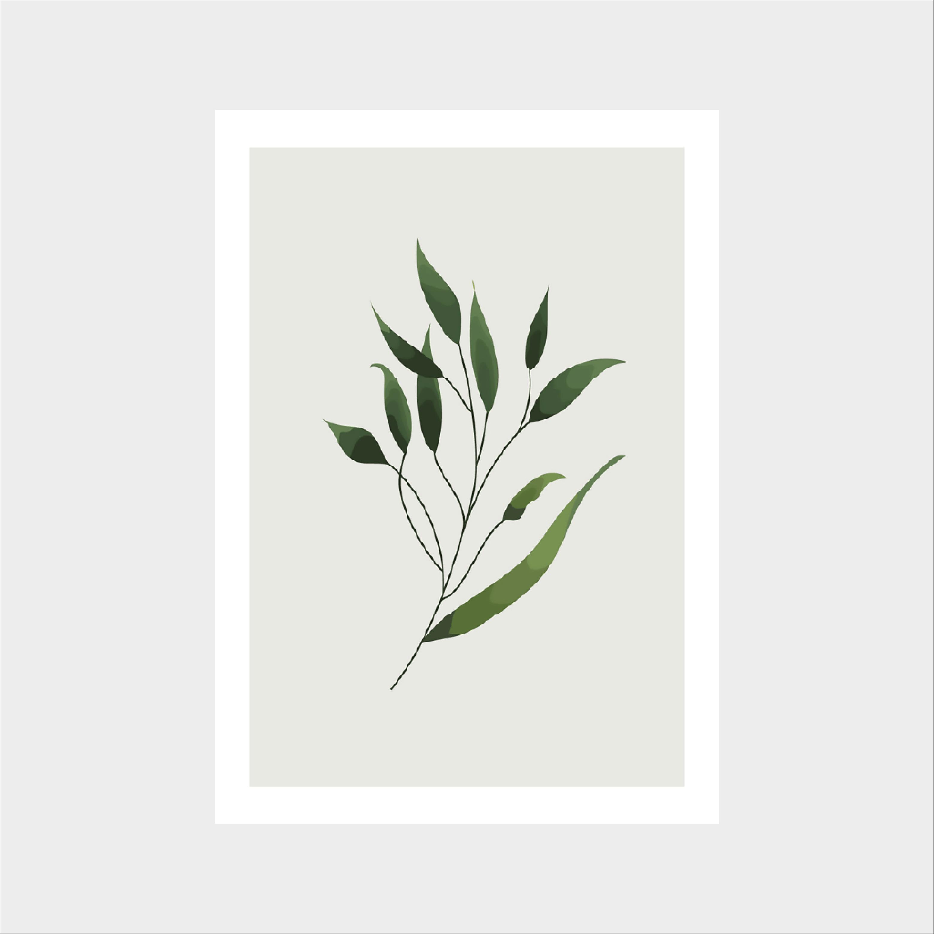 obrazki botaniczne, plakaty z roślinami