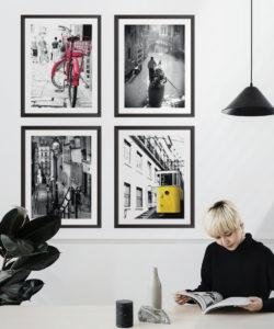Zestaw plakatów w ramach Zestaw plakatów miasta Europy