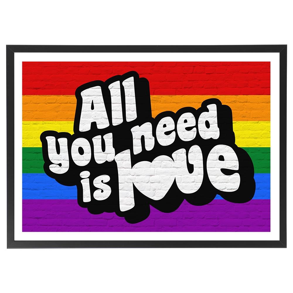Prezent dla pary LGBT